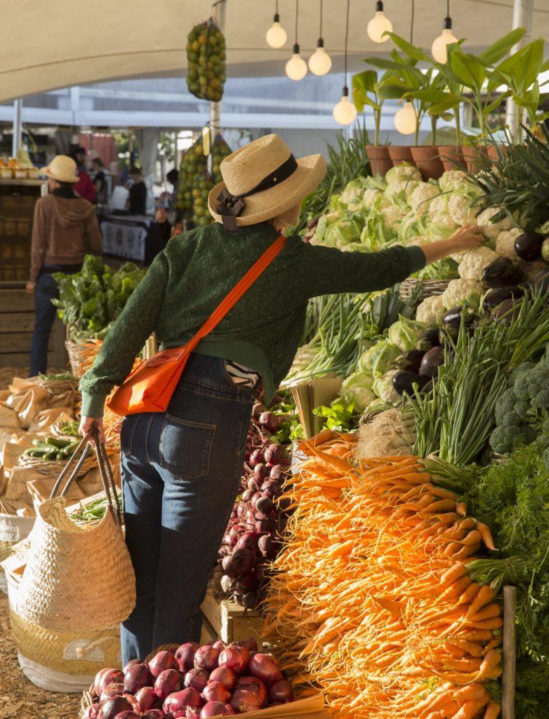 Oranjezicht Market in Cape Town