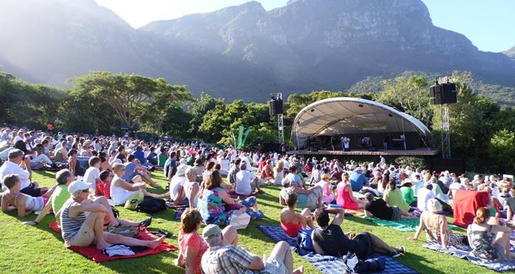 Kirstenbosch-concerts